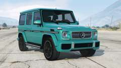 Mercedes-Benz G 65 AMG (W463) 2012 add-on для GTA 5