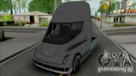 Tesla Semi для GTA San Andreas