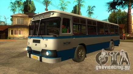 Автобус ЛиАЗ 677М для GTA San Andreas