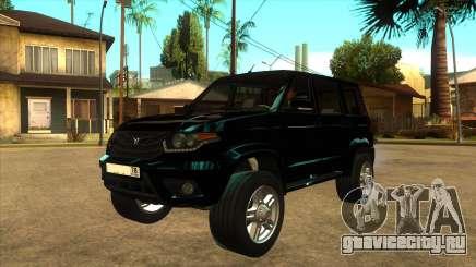 UAZ PATRIOT 78RUS для GTA San Andreas