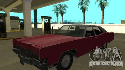 Mercury Grand Marquis 1972 для GTA San Andreas