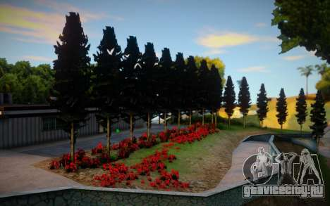 New House CJ для GTA San Andreas