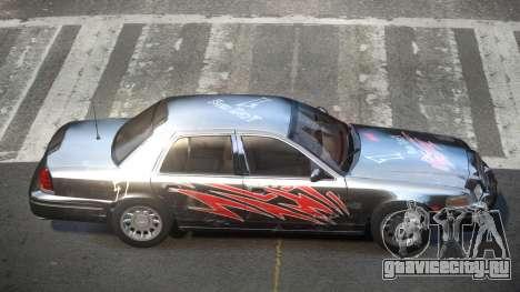 Ford Crown Victoria 90S L7 для GTA 4