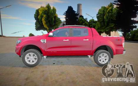 Ford Ranger Limited 2016 для GTA San Andreas
