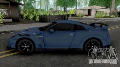 Nissan GT-R Premium Top Secret для GTA San Andreas