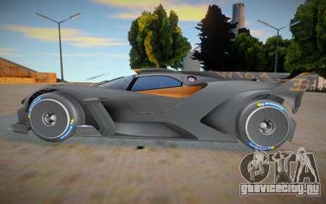 Bugatti Bolide для GTA San Andreas