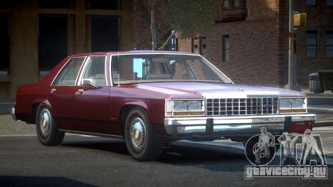 Ford LTD 80S для GTA 4
