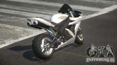 Yamaha R1 V1.0 для GTA 4