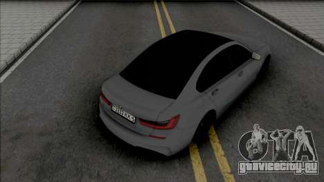 BMW 320i M Sport 2020 для GTA San Andreas