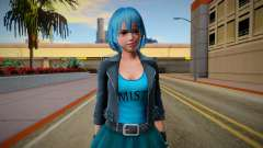 Nico Casual From Dead Or Alive для GTA San Andreas