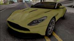 Aston Martin DB11 2017 SA Style для GTA San Andreas