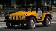 Jeep Wrangler 90S