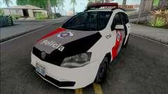 Volkswagen Spacefox 2012 PMESP для GTA San Andreas