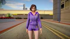 Tekken 7 Asuka Kazama Hoodie для GTA San Andreas