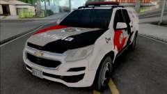 Chevrolet S10 PMESP для GTA San Andreas