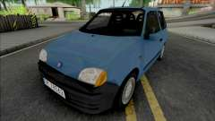 Fiat Seicento Blue