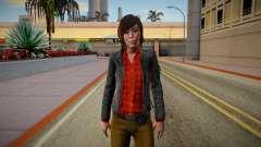 SpiderMan - Yuri Watanbe для GTA San Andreas