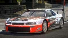 Nissan Skyline R34 G-Custom L9 для GTA 4
