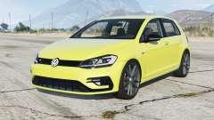 Volkswagen Golf R 5-door (Typ 5G) 2018〡add-on для GTA 5