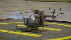 Boeing MH-6M для GTA 4