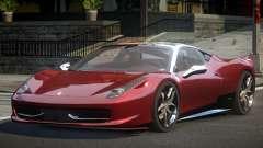 Ferrari 458 PSI-S для GTA 4