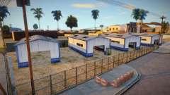 Mechanic Center In Idlegas для GTA San Andreas