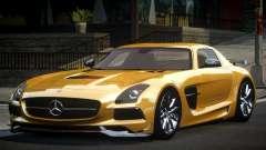 Mercedes-Benz SLS GS-T для GTA 4
