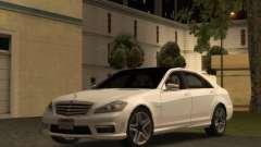 Mercedes-Benz S65 W221 AMG для GTA San Andreas
