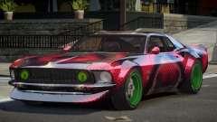 Ford Mustang RTR-X PJ5 для GTA 4