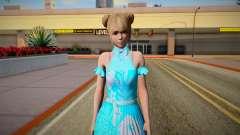 Marie Rose Blue для GTA San Andreas