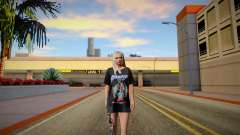 Rachel v11 для GTA San Andreas