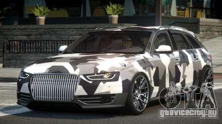 Audi RS4 BS-R PJ2 для GTA 4