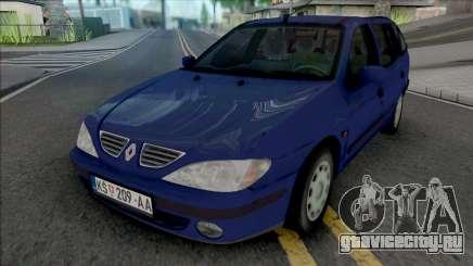 Renault Megane Break 2000 для GTA San Andreas