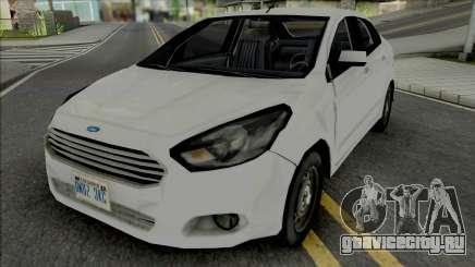 Ford Ka Sedan 2015 Improved для GTA San Andreas