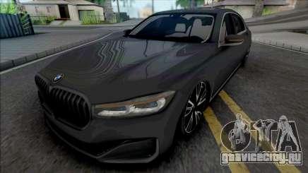 BMW 760Li Luxury для GTA San Andreas