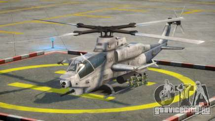 Bell AH-1Z для GTA 4