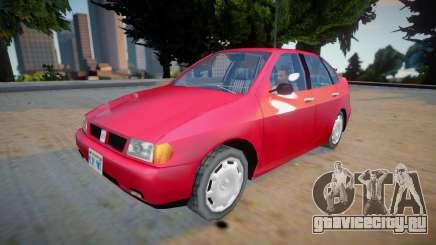 Seat Cordoba - 1994 для GTA San Andreas