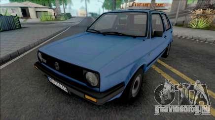 Volkswagen Golf Mk2 TAS JX [5 Door] для GTA San Andreas