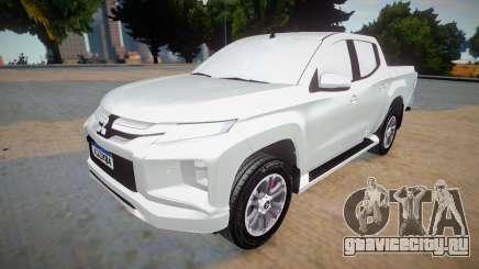 Mitsubishi L-200 Triton 2020 для GTA San Andreas