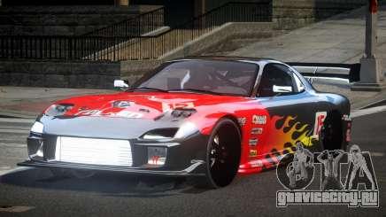 Mazda RX-7 GST G-Tuned L5 для GTA 4