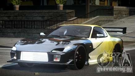 Mazda RX-7 GST G-Tuned L4 для GTA 4