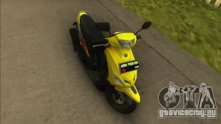 Yamaha Mio для GTA Vice City