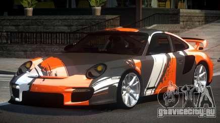 Porsche 911 GT2 SP-S PJ8 для GTA 4
