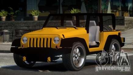 Jeep Wrangler 90S для GTA 4