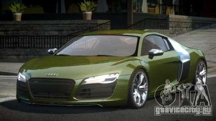 Audi R8 GST-R L5 для GTA 4