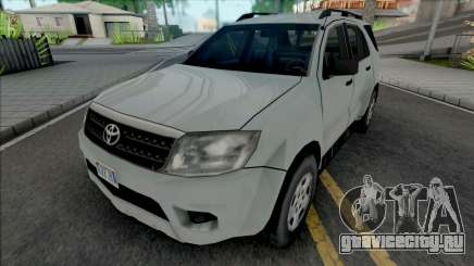 Toyota Hilux SW4 для GTA San Andreas