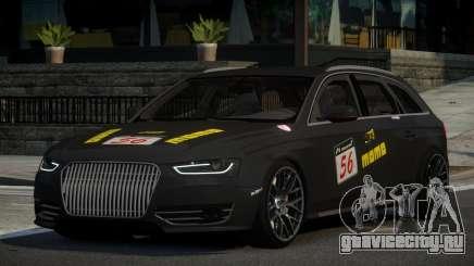 Audi RS4 BS-R PJ7 для GTA 4