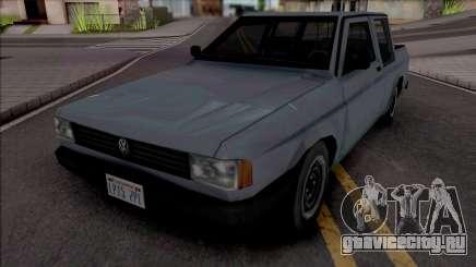 Volkswagen Saveiro 1989 Double Cabin для GTA San Andreas
