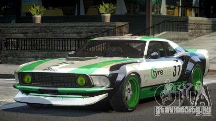 Ford Mustang RTR-X PJ10 для GTA 4