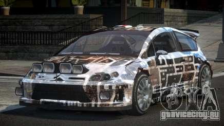 Citroen C4 SP Racing PJ10 для GTA 4
